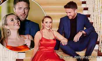 Celebs Go Dating's Kimberly Hart-Simpson CONFIRMS her romance with new boyfriend Shane Finlayson