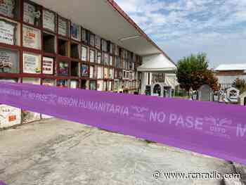 Muchos ciudadanos adoptaron tumbas NN en cementerio de Puerto Berrío - RCN Radio