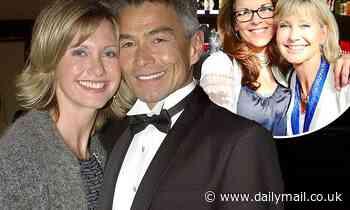 Olivia Newton-John to 'help write a memoir' on the disappearance of her ex Patrick McDermott