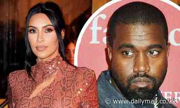 Kim Kardashian could document her $2.1 BILLION divorce from Kanye West in two new series