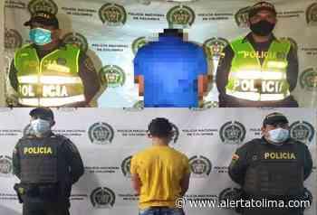 Capturaron dos reconocidos jíbaros en Palocabildo y Ambalema - Alerta Tolima