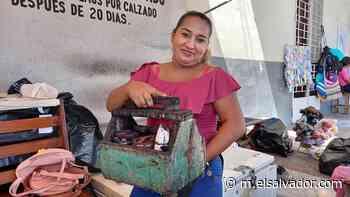 Jazmín y Guadalupe Hernández, las hermanas zapateras de Sensuntepeque continúan el oficio que aprendieron hace 20 años - elsalvador.com