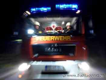 Heinersreuth: Frau stirbt nach Brand in Wohnhaus - Frankenpost