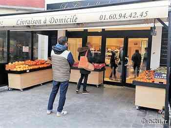 Bailly-Romainvilliers : à la Corbeille de Fruits, l'art se mêle aux fruits et aux légumes - actu.fr