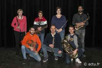 Seine-et-Marne. Près de Provins, l'Orchestre d'Harmonie du Provinois s'invite dans les écoles ! - actu.fr