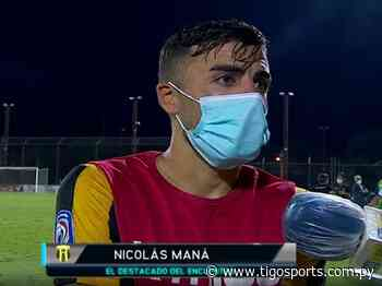 Maná considera que la roja a Maciel condicionó a Guaraní - Tigo Sports