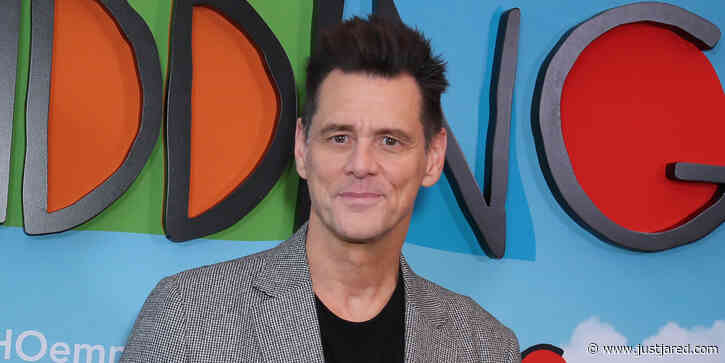 Jim Carrey Will Stop Writing Political Cartoons After New Administration Takes Over