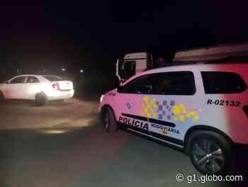 Grupo é preso em Bariri após roubar caminhão carregado com etanol - G1