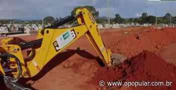 Prefeitura de Jaragua faz vídeo institucional mostrando sepulturas sendo abertas - O Popular