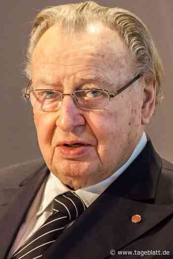 Peter Tamm mit 88 Jahren gestorben - Hamburg - Tageblatt-online