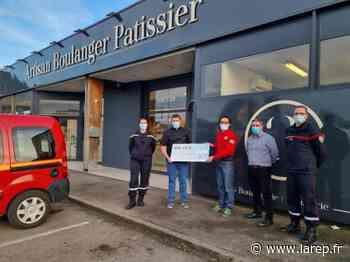 La boulangerie Chevalier vient en aide aux sapeurs-pompiers - La République du Centre
