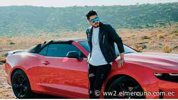 El cantante quiteño Alejandro Olmos promociona su sencillo «Ya para qué» - El Mercurio (Ecuador)
