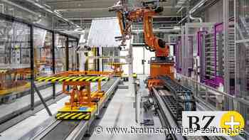 VW Braunschweig: Batteriesysteme werden aufwendig getestet