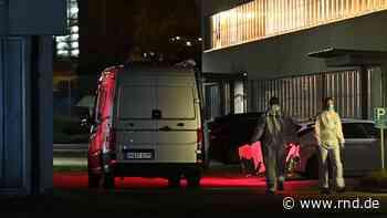 Briefexplosion bei Lidl-Zentrale: Polizei prüft Zusammenhang mit Eppelheim - RND