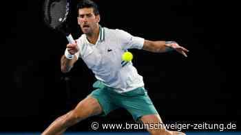 Australian-Open-Sieger: Djokovic noch unsicher über Turnierplanung