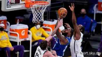 NBA News: LeBron James knackt 35.000-Punkte-Marke - Sky Sport