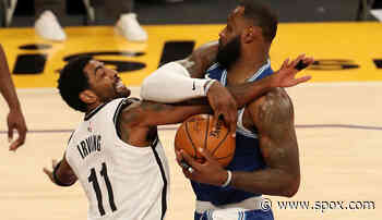 NBA: Starker LeBron James reicht den Los Angeles Lakers nicht - Brooklyn Nets schießen L.A. aus der Halle - SPOX.com