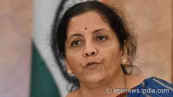 FM Sitharaman says bringing petrol, diesel under GST regime could help in lowering fuel prices