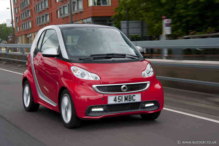 Used car buying guide: Smart ForTwo