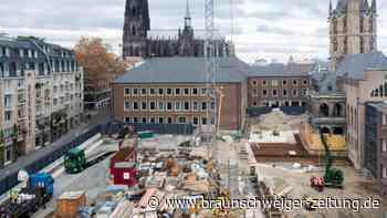 Jüdisches Leben: Ältestes Judenviertel in Köln entsteht neu
