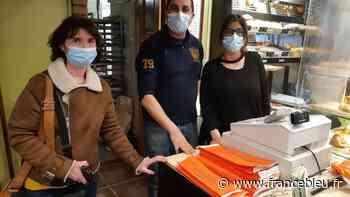 Violences conjugales : à Noisy-le-Sec, des sachets de pain chez le boulanger comme outils de prévention - France Bleu