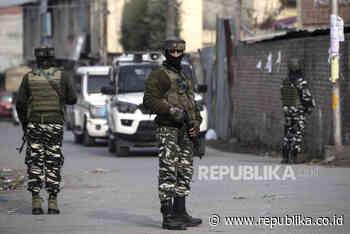 India Meradang PBB Lakukan Pengamatan Atas Jammu-Kashmir - Republika Online