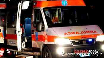Incidente a Sala Consilina: scontro tra auto e moto, un ferito - SalernoToday