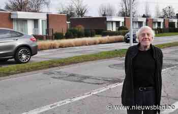 Gehavende Strijderslaan krijgt eindelijk grondige facelift e... (Hamme) - Het Nieuwsblad