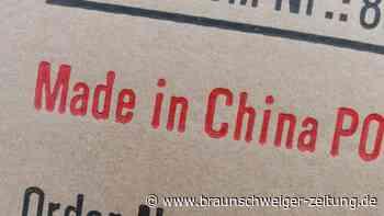 Handel: China bleibt Deutschlands wichtigster Partner im Außenhandel