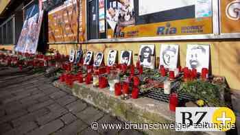 Rechtsterrorismus: Gedenk-Orte für Opfer von Hanau zerstört - Ermittlungen