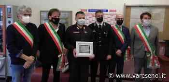 Il saluto di Albizzate, Jerago con Orago, Solbiate Arno e Besnate al maresciallo Andrea Foti - VareseNoi.it