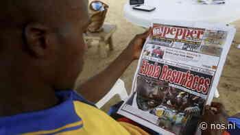 Duizenden vaccins tegen ebola onderweg naar Guinee - NOS