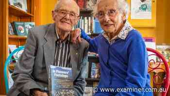 Deloraine's Graeme Davis shares new historical book In Pioneers' Footsteps - Tasmania Examiner