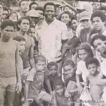 Hank Aaron visitó Pedernales - Diario Libre