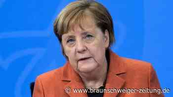 Corona-Pandemie: Merkel: Drei Pakete für mögliche Öffnungsschritte