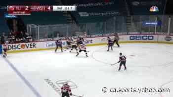 Nikita Gusev with a Goal vs. Washington Capitals - Yahoo Canada Sports