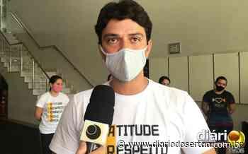"""VÍDEO: Empresário desabafa após fechamento de academias em Cajazeiras: """"Isso é revoltante"""" - Diário do Sertão"""