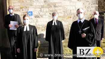 Femke Beckert ist Pastorin für Lengede und Klein Lafferde