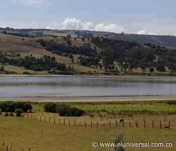 Laguna de Suesca, en estado crítico por la sequía de los últimos 5 años - El Universal - Colombia