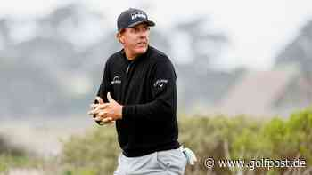 Phil Mickelson startet wieder auf der Champions Tour - Golf Post