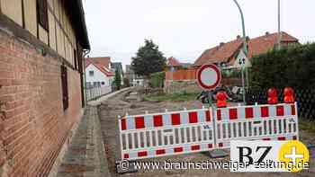 So geht es mit dem Kanal- und Straßenbau im Heeseberg weiter