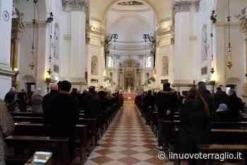 L'assessore Venturini ai funerali del clochard mestrino Giorgio Mandich - Il Nuovo Terraglio