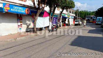 Comerciantes de El Escobal cerraron sus negocios por orden de 'Pocho' | La Opinión - La Opinión Cúcuta