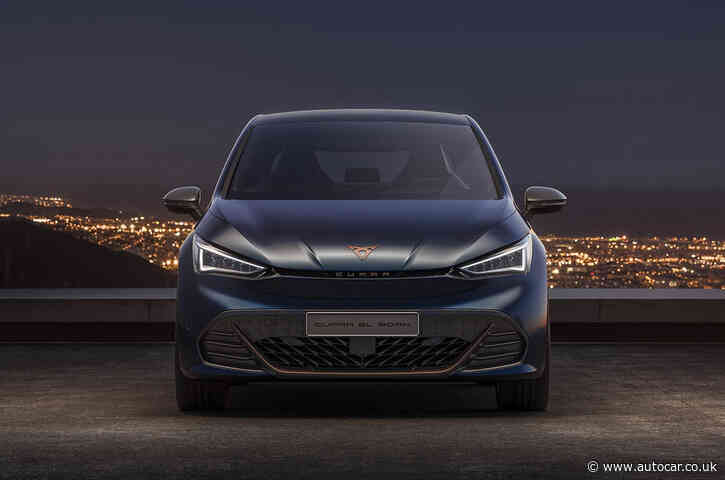 Cupra to launch small, affordable electric car by 2025