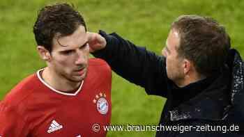 Bayern vor Duell mit Lazio: Flicks angespannter Trip - Duell Lewy gegen Immobile