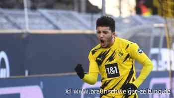 """Laut """"The Athletic"""": Manchester United stellt Werben um BVB-Star Sancho ein"""