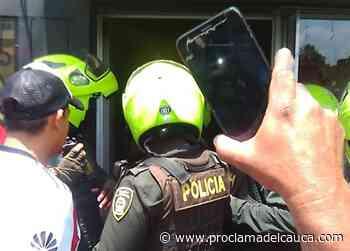 Sábado fatal en Santander de Quilichao – Proclama del Cauca y Valle - Proclama del Cauca