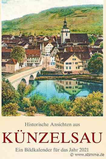 Kalender zeigen historische Ansichten von Ingelfingen und Künzelsau - Heilbronner Stimme