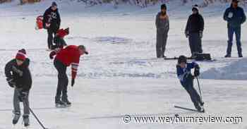 Skating fun on the Souris River - Weyburn Review