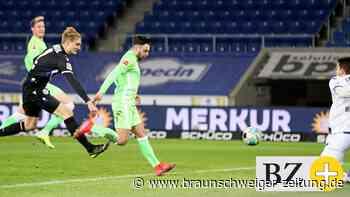 VfL Wolfsburg: Steffens Stärke sorgt für Brekalos Bauchweh